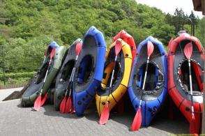 Rando: Pack-and-Raft